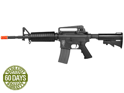 Umarex Elite Force M4A1 AEG Airsoft Rifle, Black
