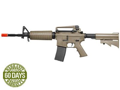 Umarex Elite Force M4A1 AEG Airsoft Rifle, Brown