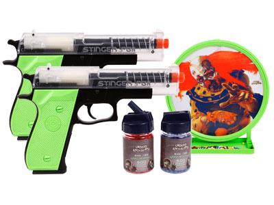 Crosman Undead Apocalypse Zombie Pistol Kit