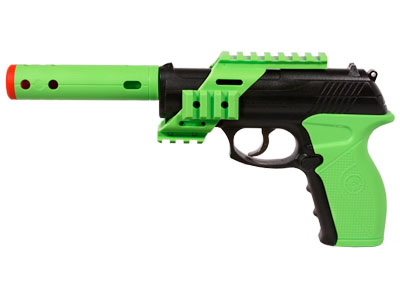 Crosman Undead Apocalypse Zombie Airsoft Pistol