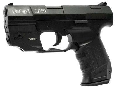Walther CP99 CO2 Gun + Laser