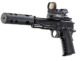 Colt 1911 Tactical.