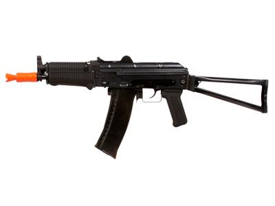 WE AK74UN Full Metal Gas Blowback Airsoft Rifle