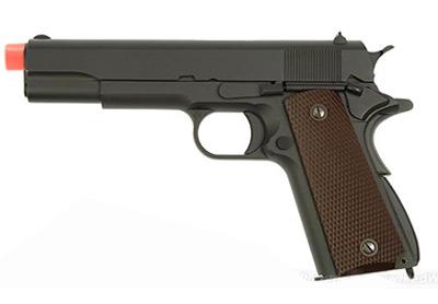 BELL M1911A1 Blowback Gas Pistol