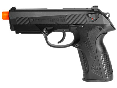 HK3 3-PX4 Custom Airsoft GBB Pistol, Black