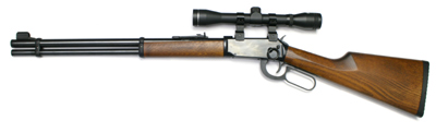 Walther Lever Action.