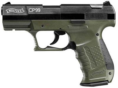 walther cp99 co2 gun green air guns pyramyd air rh pyramydair com Walther CP99 Air Pistol Walther CP99