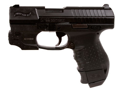 Walther CP99 Compact BB gun with Laser