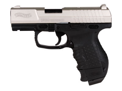 Walther CP99 Compact Nickel