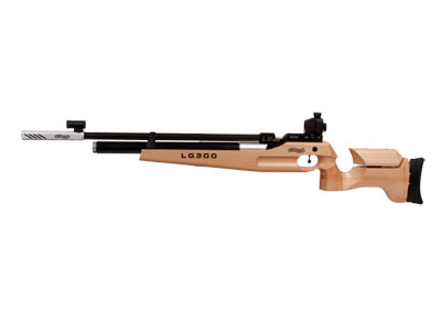 Walther LG300 Universal Air Rifle, Ambi Grip