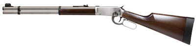 Walther Lever Action CO2 Rifle, Nickel