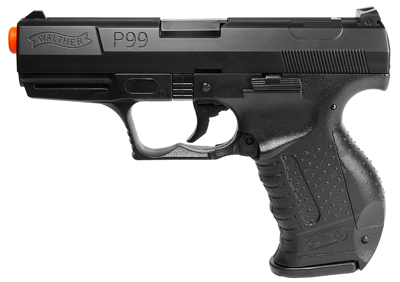 Walther P99 Airsoft Gas Blow Back Gas Pistol