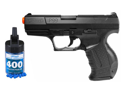 Walther P99 Airsoft Special Operations