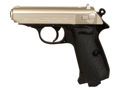 Walther PPK/S Silver