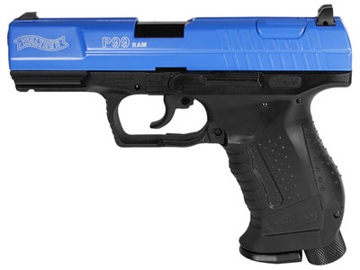 Walther RAM P99 Blue