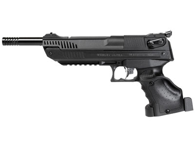 Webley Alecto Ultra Air Pistol
