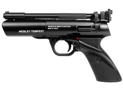 Webley Tempest Centennial