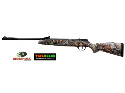 Webley Valuemax Air Rifle, Mossy Oak Camo