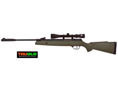 Webley ValueMax Air Rifle Combo, Green