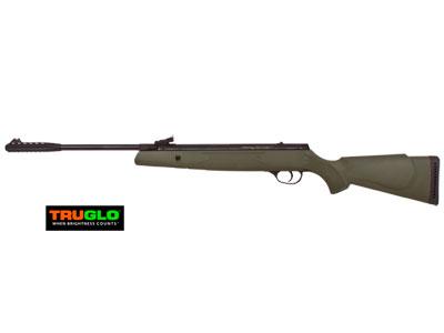 Webley Valuemax Air Rifle, Green