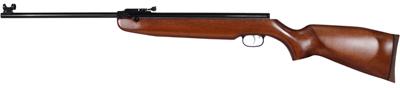 Weihrauch HW50S Rifle, Fiber Optic Sights