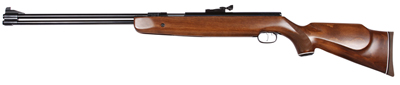 Weihrauch HW77 air rifle