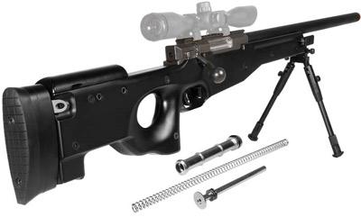 Bravo MK98 MB01B Sniper w/Upgraded Spring