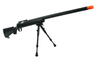 Well MB03 Airsoft Sniper Spring Rifle w/Bipod