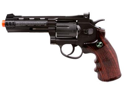 Crosman Z357 Ztorm Metal CO2 Airsoft Revolver
