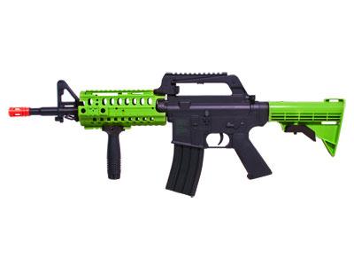 Crosman Z37 Zombie Siege Spring Airsoft Rifle Crosman