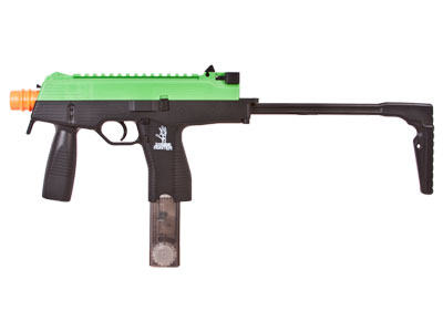 Zombie Hunter Eliminator Airsoft Sub-Machine Gun