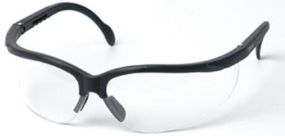 Crosman Clear Adjustable Safety Glasses