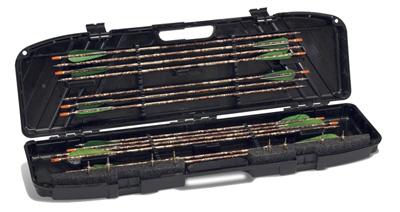 Plano Bow Max Pillar Lock Series 18 Arrow Case, Black