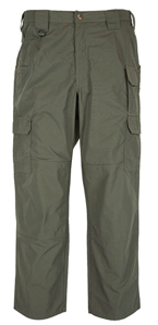 5.11 Tactical Taclite Pro Pants, Green, 34x30