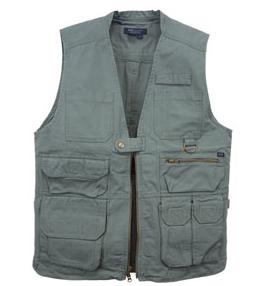 5.11 Tactical Vest, Green, Medium