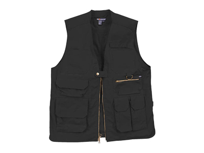 5.11 Tactical TacLite Pro Vest, Black, XL