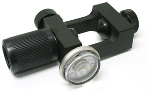 AirForce Scuba Refill Clamp with Gauge