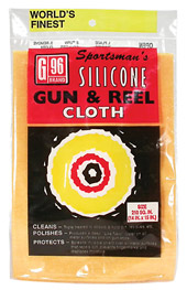 G96 Silicone Gun and Reel Cloth