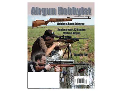 Airgun Hobbyist Magazine, July 2013 Issue