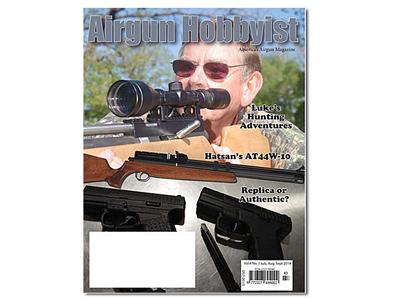 Airgun Hobbyist Magazine, July, August, September 2014 Issue