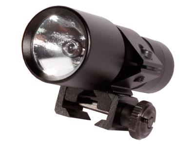 "Aftermath LUM80 SOCOM Sport Flashlight, 80 Lumens, Integral 3/8"" & Weaver Mount"