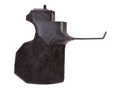 Anschutz PRO-Grip, Right-Hand, Black, Med, Fits 8002-S2 Aluminum Stock