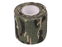 Image of ASG Camouflage Stretch Fabric, Woodland