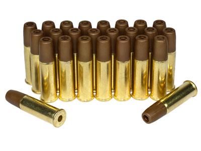 Dan Wesson & S&W 327 TRR8 BB Revolver Shells, .177 cal, 25ct