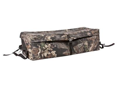 "Air Venturi ATV Front Rack Bag, Padded, Mossy Camo, 9""x12""x24"""