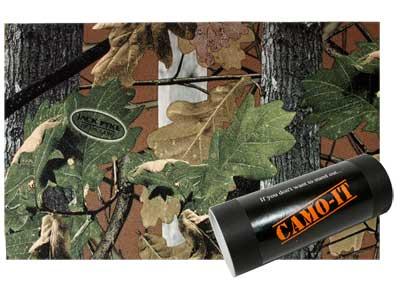 Camo-It Kit, English.