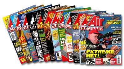 Air Gunner Digital Subscription