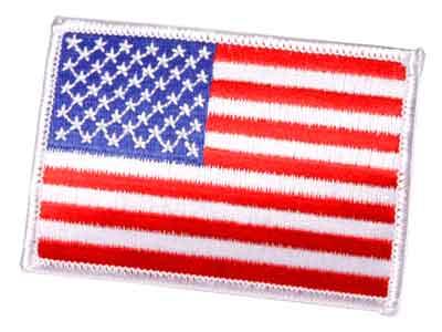 Air Venturi American Flag Patch