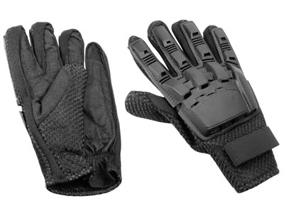 Air Venturi Full Finger Airsoft Shooting Gloves, Large