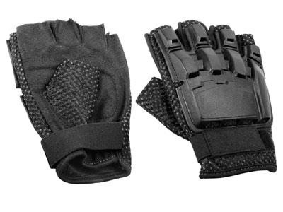 Air Venturi Half Finger Airsoft Shooting Gloves, Large
